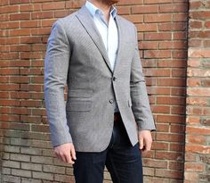 BR Italian Cotton/Linen Blazer | The Best Looking Affordable Blazers of Spring 2015 on Dappered.com