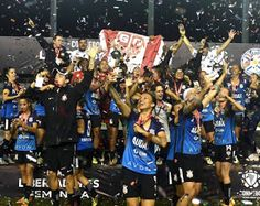 Blog Esportivo do Suíço:  Corinthians bate Colo-Colo nos pênaltis e fatura Libertadores feminina