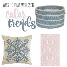 8 Ways to Play with Color Trends in 2016