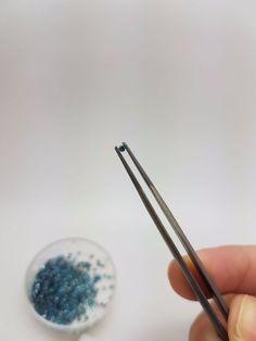 Round Brilliant 0.01 CT Blue SI2-3 Natural Loose Diamond For Pendant Enhanced #MyDiamonds