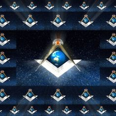 'Masonic World' by SerpentFilms Masonic Art, Freemason, Illuminati, Symbols, World, The World, Glyphs, Icons