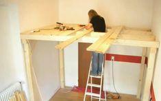 Soppalco: come creare uno spazio extra in casa. La tua casa non ha metri quadrati in larghezza sufficienti, ma sì ha altezza? La tua soluzione è un soppalco