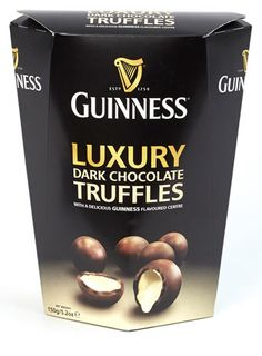 Guinness® Truffles - Alcohol Gifts - Gifts for Him - Christmas - BHS Christmas Ideas For Him, Christmas Inspiration, Holiday Ideas, Dark Chocolate Truffles, Chocolate Art, Alcohol Gifts, Birthday Gifts For Boys, Romantic Gifts, Last Minute Gifts