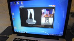 The Scan-O-Tron 3000 3D Scanner with ReconstructMe Software