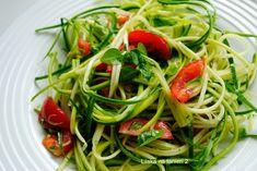 _DSC0567 Raw Food Recipes, Green Beans, Spaghetti, Vegetables, Ethnic Recipes, Fit, Pasta, Shape, Raw Recipes