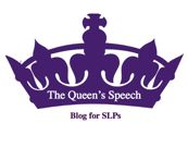 SLP: The Queen's Speech - shares crafts, organizing tips, data collection techniques and fun ideas  - Pinned by @PediaStaff – Please Visit ht.ly/63sNtfor all our pediatric therapy pins