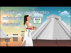 Matemáticas Secundaria – Números Mayas (Video) Aprende a convertir números mayas a nuestro sistema decimal. www.planetapi.es