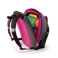 NEW! Pink BoostApak! Back to School with BoostApak, by Trunki £44.99 #trunki #kids #design #family #carseats
