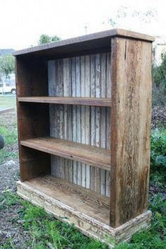 Rustic Wood Shelving and Furniture IdeasYou can find Barn wood projects and more on our website.Rustic Wood Shelving and Furniture Ideas Diy Rustic Decor, Rustic Home Design, Barn Wood Projects, Furniture Projects, Furniture Plans, Barn Wood Crafts, Furniture Websites, Furniture Refinishing, Furniture Removal