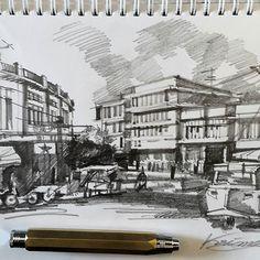 #sketchuppencil #drawing #caweco