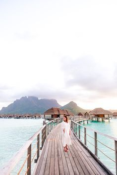 Our Honeymoon Part 2: Bora Bora, French Polynesia by top Houston lifestyle blogger Ashley Rose of Sugar and Cloth