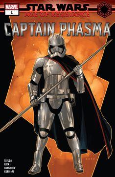 Age of Resistance - Captain Phasma 1 | Wookieepedia | Fandom