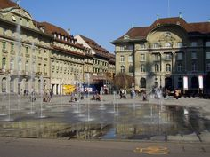 Visitar la encantadora Berna y sus fuentes