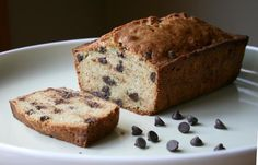 Chocolate Chip Zucchini Bread from Food.com: This recipe will be perfect when you have an abundance of zucchini in your garden! From Paula Deen.