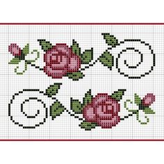 simple flowers cross stitch chart template Fauna and Flora are two terms frequently heard by people who spend time in … Cross Stitch Rose, Cross Stitch Flowers, Cross Stitch Designs, Cross Stitch Patterns, Embroidery Art, Embroidery Designs, Mosaic Flowers, Simple Flowers, Brick Stitch