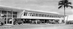 Aeroporto da Pampulha - Belo Horizonte - anos 50