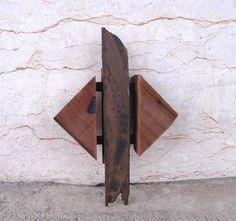Redwood Wabi Sabi Art