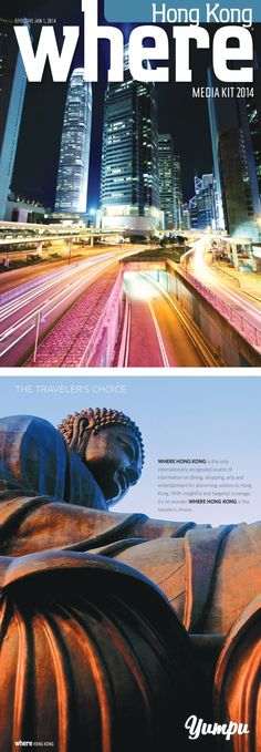Hong Kong - HK Magazine - Magazine with 14 pages: Hong Kong - HK Magazine Hong Kong Shopping, Travel Magazines, Travel Agency