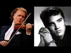 André Rieu - Are You Lonesome Tonight (Elvis Presley) - YouTube