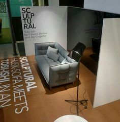 HUSK-SOFA is not a sofa with the soft part placed on a base but is, instead, softness turned into a sofa.  HUSK-SOFA DESIGN BY PATRICIA URQUIOLA   #BEBWORLD #ISALONI #MDW2014
