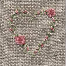 Image result for flower stitcheries