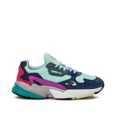 promo code 3b185 04aa1 adidas Originals W Falcon (Minze) sneakers sneaker streetwear