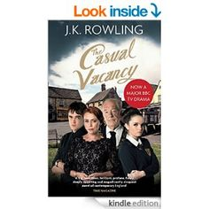 The Casual Vacancy eBook: J. K. Rowling: Amazon.co.uk: Kindle Store
