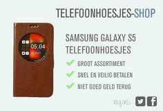 Wil je een Galaxy S5 telefoonhoesje welke stevig en robuust is, maar vooral ook praktisch? Kijk dan eens op http://telefoonhoesjes-shop.nl. Uitgebreide collectie, dus altijd het galaxy S5 telefoonhoesje dat jij zoekt.