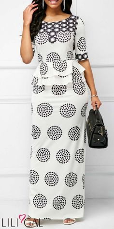 Cheap maxi Dresses online for sale Latest African Fashion Dresses, African Print Fashion, Women's Fashion Dresses, Long African Dresses, Fashion Top, Africa Fashion, Fashion Boots, Indian Fashion, Womens Fashion