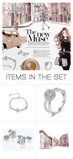 """""""The New Muse"""" by metisu-fashion ❤ liked on Polyvore featuring art, imthankfulfor and metisu"""