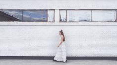 Nordic inspired bridal shoot from Danish wedding journal www.acouple.dk