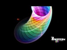 Helix Hoop by Proton Labs - Lightest and most powerful LED hoop with custom visual patterns. I wish I could afford this.