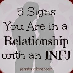 Jennifer Soldner: Joyfully Freefalling: 5 Signs You Are in a Relationship with an INFJ