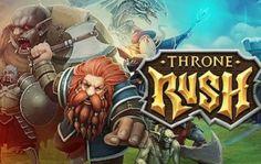 throne rush facebook
