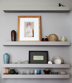 Picture Ledges from West Elm - via @Matty Chuah New York Times.