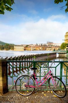 Prague by bike: Guide to cycle hire, routes and tours Buy Bike, Bike Run, Prague Spring, Day Trips From Prague, Specialized Bikes, Bicycle Maintenance, Cool Bike Accessories, Cool Bikes, Budapest