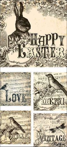 Vintage Easter