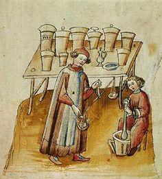 14. Jahrhundert, Tacunium sanitatis in medicina