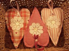 Lavender Country Hearts by MarmaladeRose, via Flickr