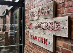 Brave Horse Tavern, Seattle - great place to grab a beer or two in South Lake Union