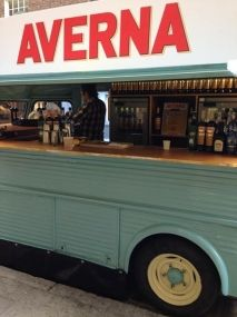 Averna popup cocktail bar