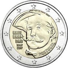 2 euro commémoratives 2017 - Toutes les pièces de 2 euro de 2017 Timbre Collection, Piece Euro, Portugal Euro, Euro Coins, Commemorative Coins, Proof Coins, World Coins, European History, Funny Animals