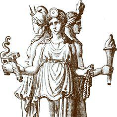 Hecate From Percy Jackson | Hécate:na mitologia grega, é uma divindade, filha dos titãs Perses ...