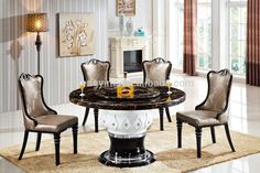 Modern Luxury Italian Furniture for Dining Room