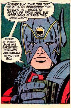 jthenr-comics-vault:  OrionNew Gods #4 (September 1971)Art by...