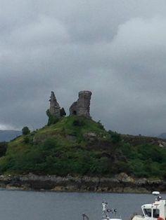 Moil castle