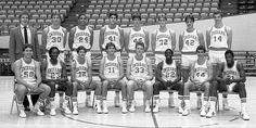 IU '87 Basketball team, see #12 Steve Alford.
