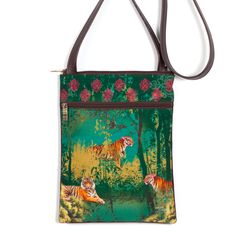 Get this #colourful #designer_sling_bag from #india_circus #Krsna_Mehta