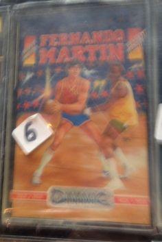 Fernando Martín Basket Master para SPECTRUM.