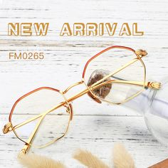98d1d4b2fa8 Hester Geometric Titanium Glasses TI0265-02 Titanium Glasses